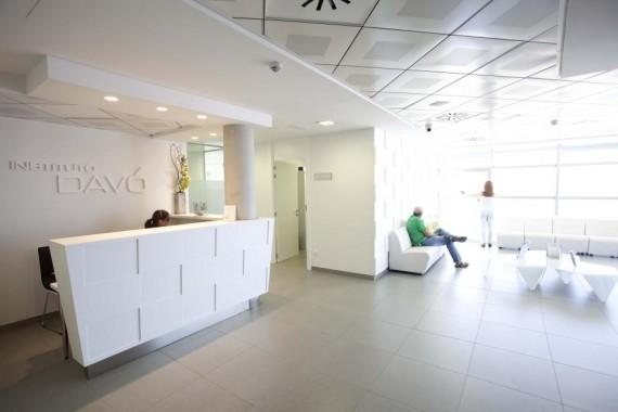 Dental aesthetics in Instituto Davó