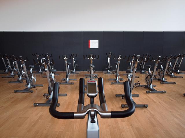 La pérdida de peso en el ciclismo indoor