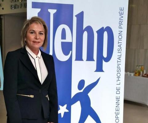 Cristina Contel habla sobre los proyectos de futuro en la FNCP tras su reelección