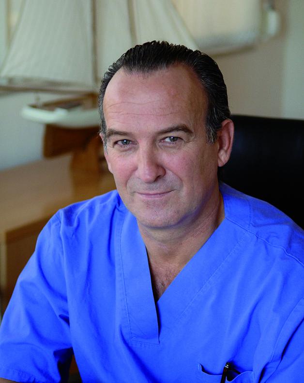 """Entrevista al Dr.Enrique Albors: """"La Ozonoterapia médica es una técnica natural, segura y efectiva"""""""