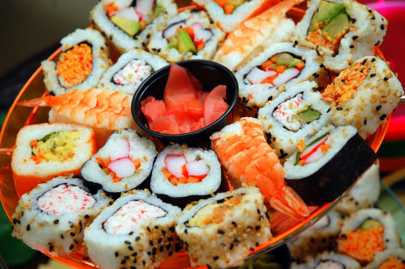 Experto en sushi, demuéstralo!