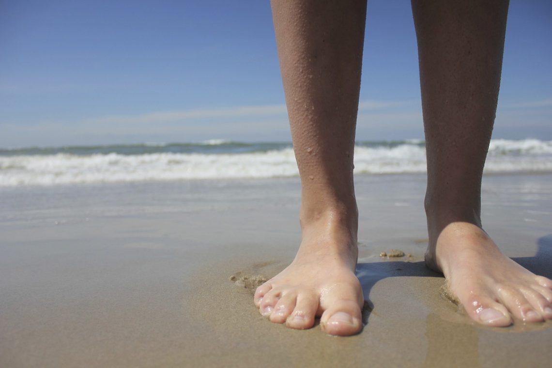 Cuidado para los pies en verano