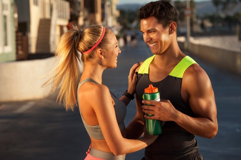 Nutrición deportiva: cómo mantenerse sano y en forma