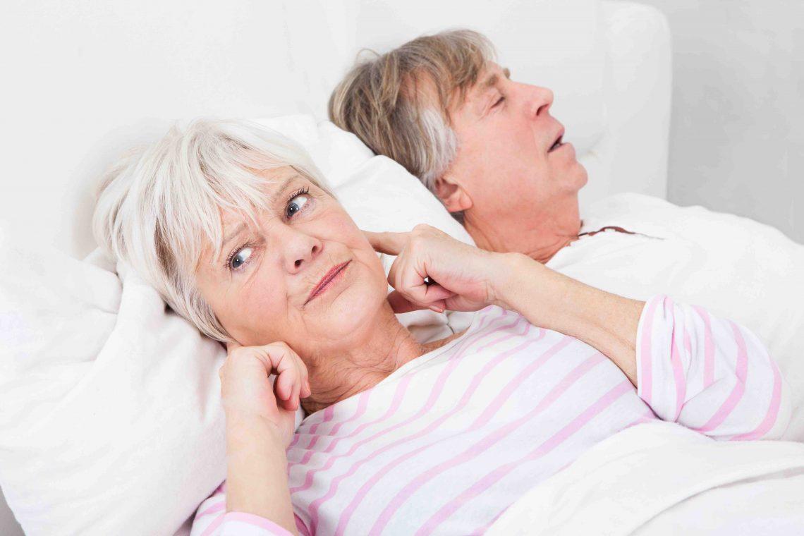 Apnea del sueño causa problemas cardiovasculares y de memoria