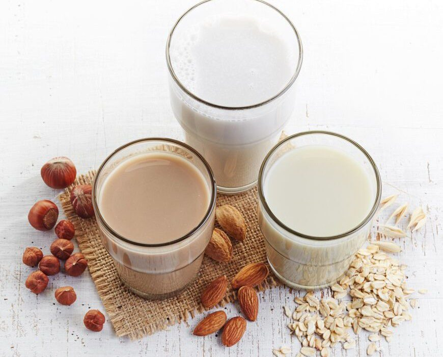 What is the best drink to replace milk?