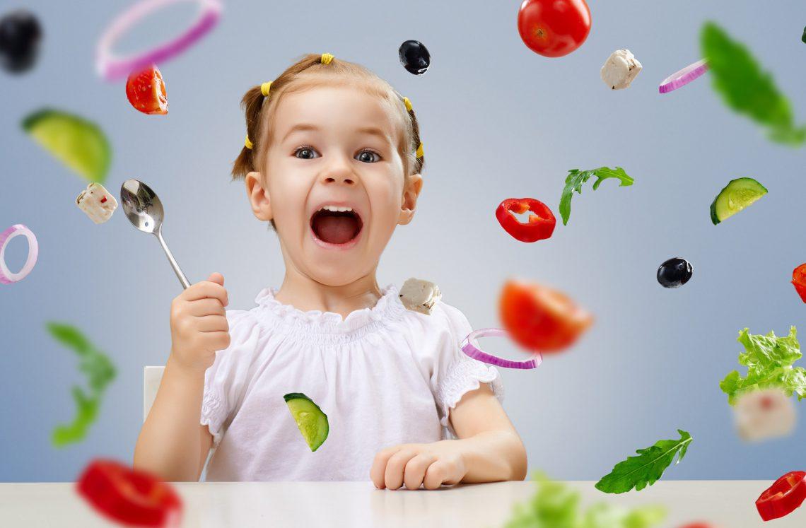 Peppa Pig enseña a los niños a comer frutas y verduras