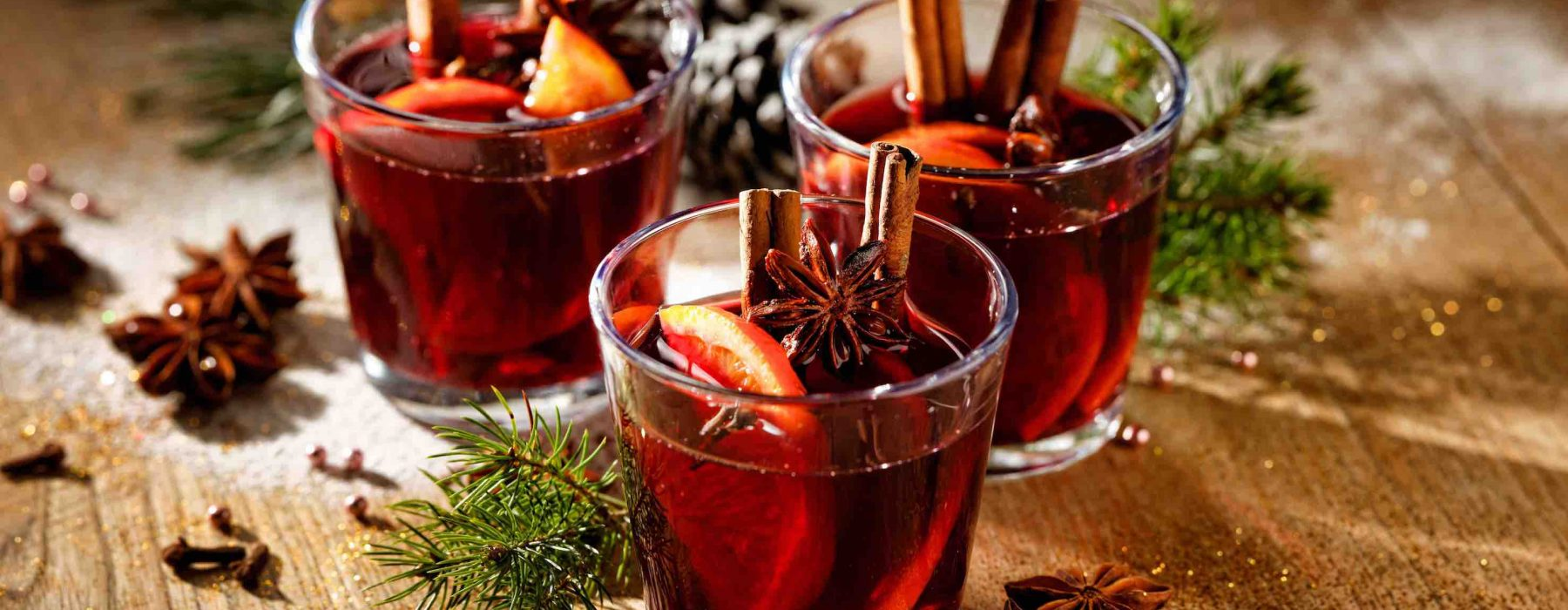 Five healthy drinks to enjoy on New Year´s Eve