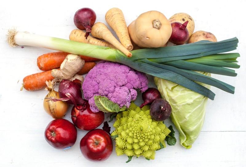 Frutas y hortalizas, ¿tomas suficientes?