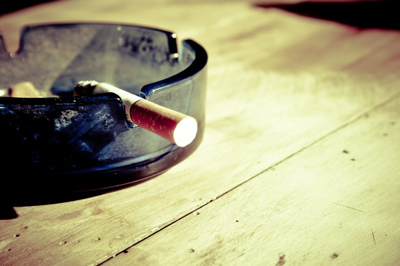 El barrio del tabaco