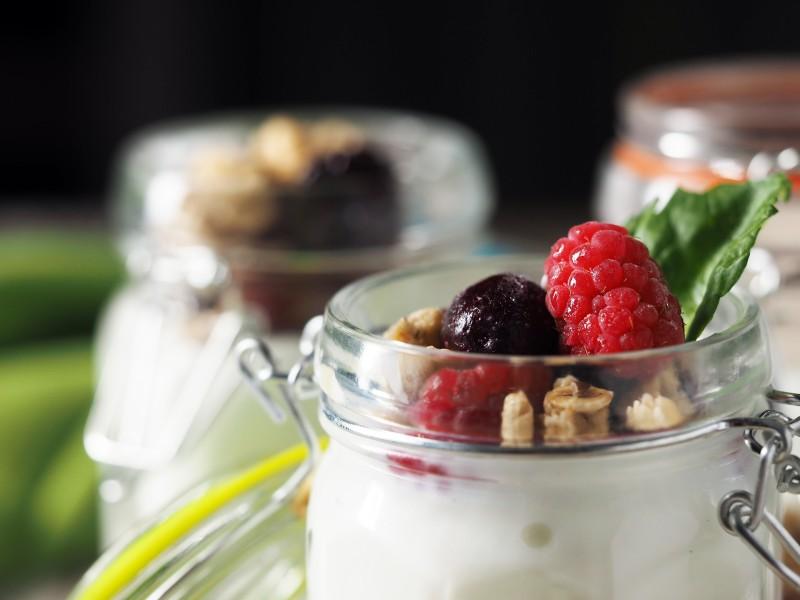 Meriendas saludables, ¿cuál es tu favorita?