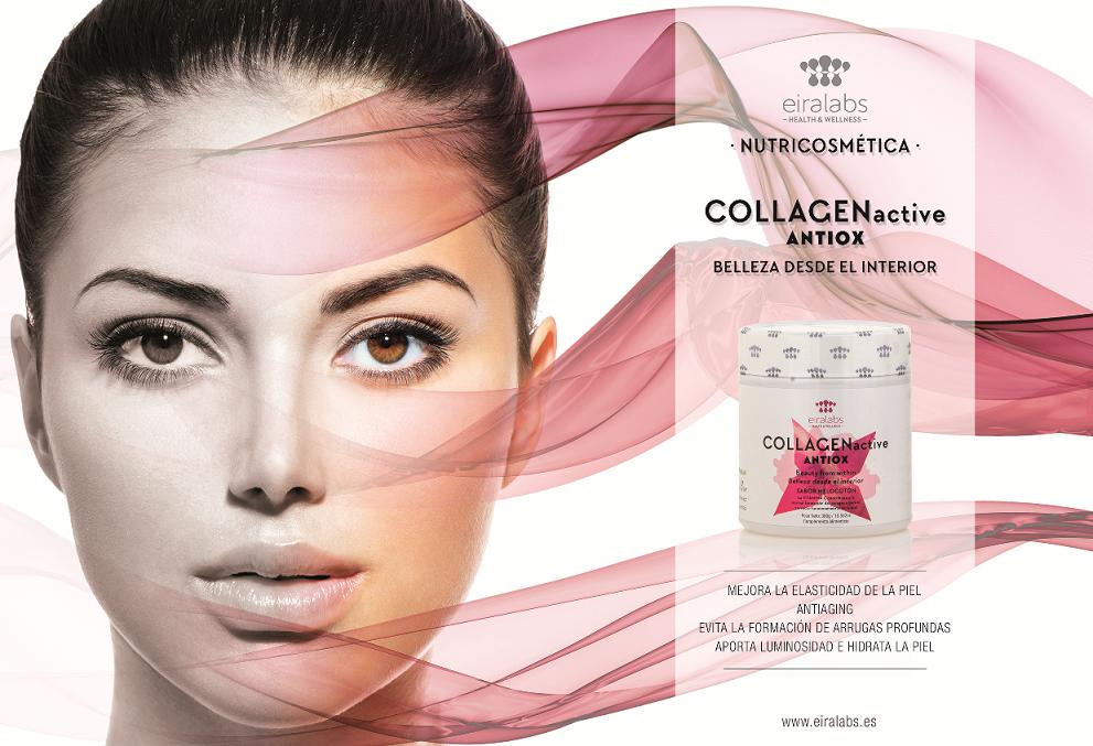 Collagen active antiox: Belleza desde el interior