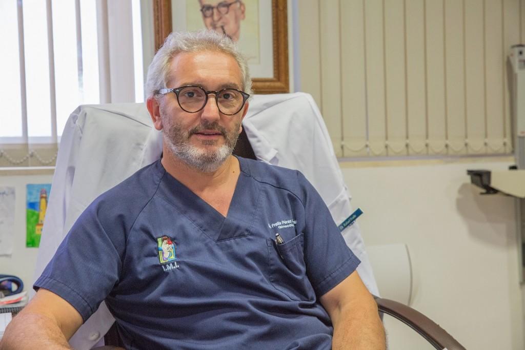 Doctor Rafael Fraile