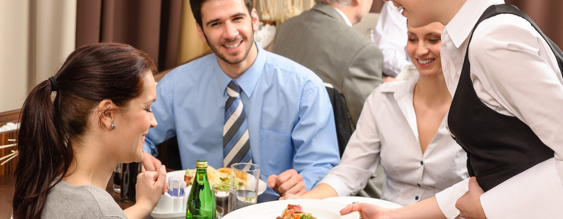 Comer sano y fuera de casa es compatible