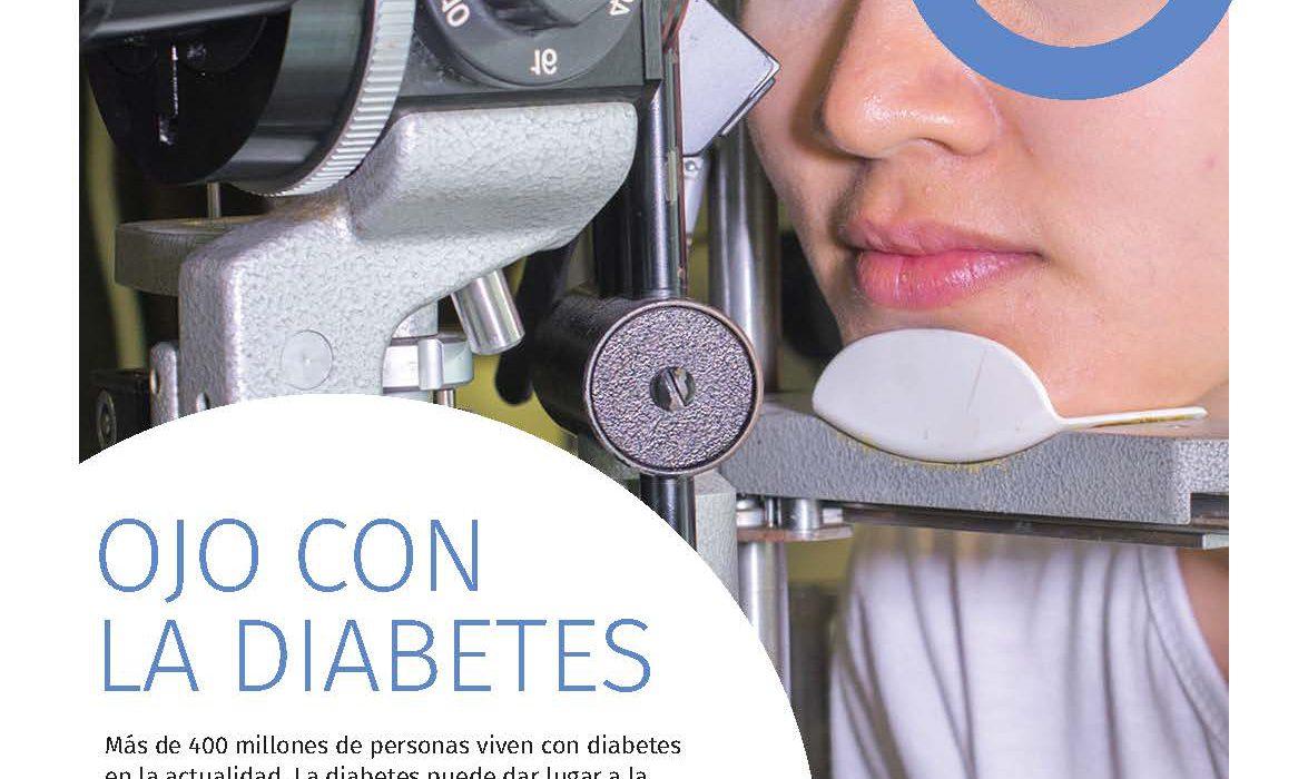 """Día Mundial de la Diabetes: """"Ojo con la Diabetes"""""""