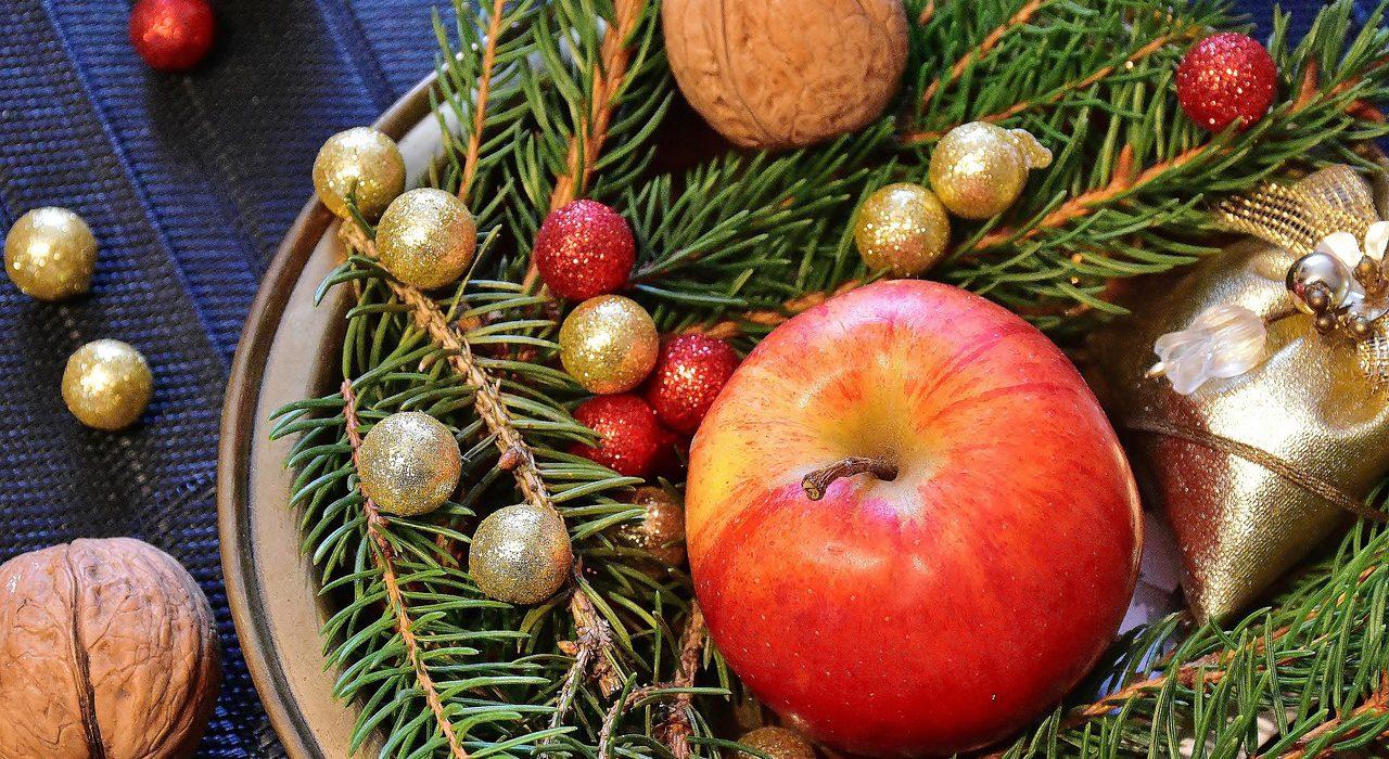Recetas saludables navideñas para toda la familia