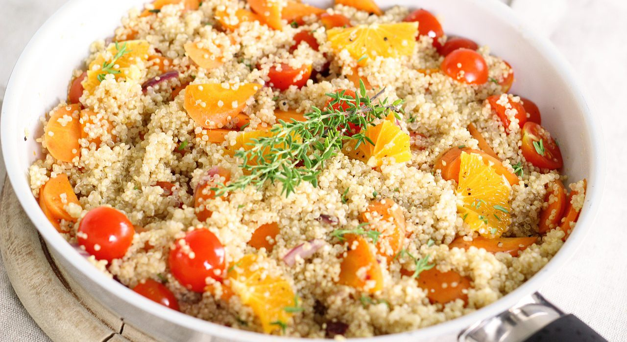 Quinoa: 5 beneficios del grano completo perfecto