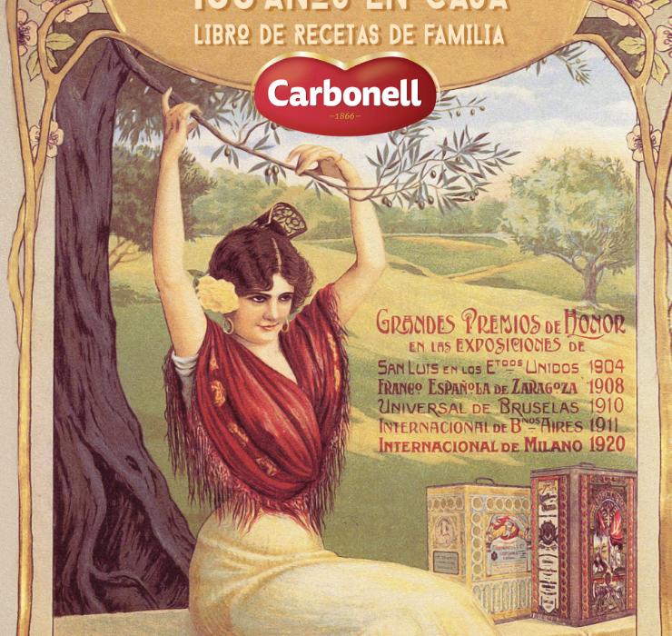 Contest Carbonell in Más Que Salud