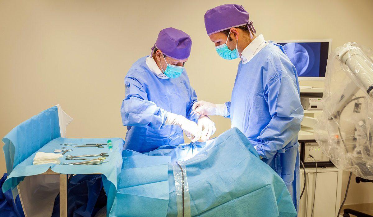 Clínica San Román: Cirugía percutánea del pie