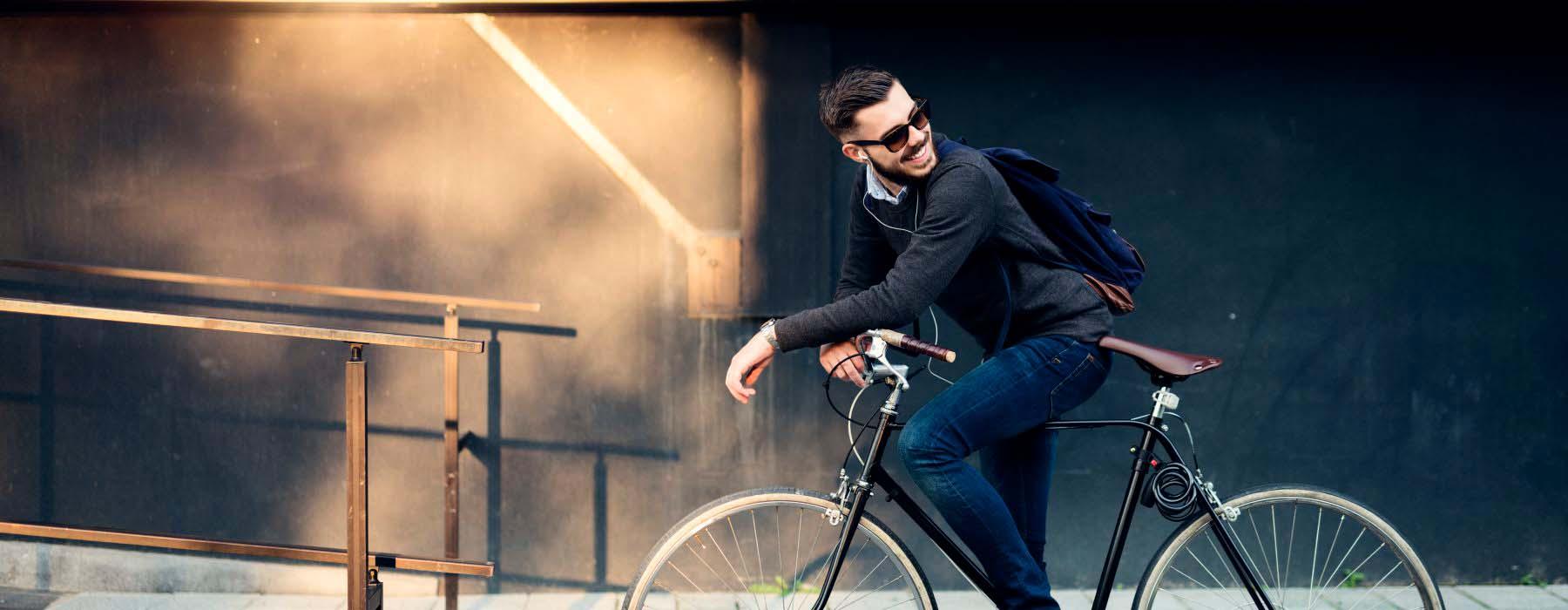 Cómo influye la bicicleta sobre la próstata y la disfunción eréctil