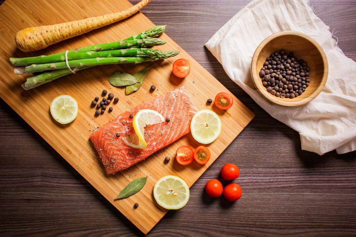 Recetas fáciles y sanas del mar en 20 minutos