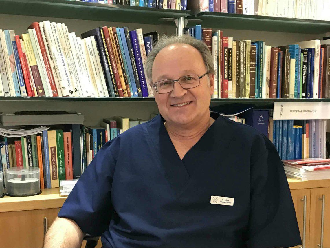 Más Que Salud presenta al Dr. Jaime Alcaraz Sintes