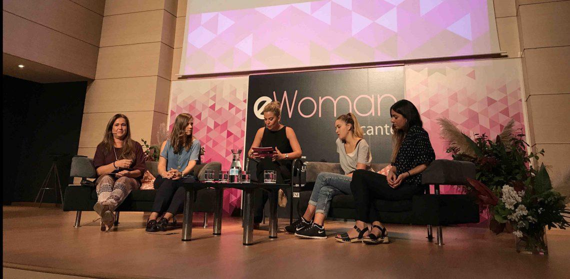 eWoman Alicante culmina con éxito en su primera edición