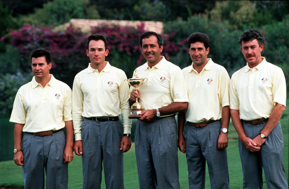 20 years of the Valderrama Ryder Cup