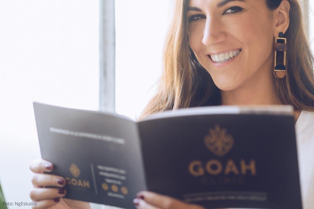 Entrevista a la Dir.ª de Goah Clinic Marina Sempere