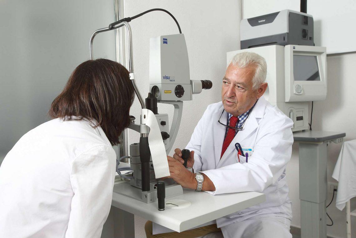 Nueva Unidad de Oftalmología en el Hospital Vithas Perpetuo Internacional