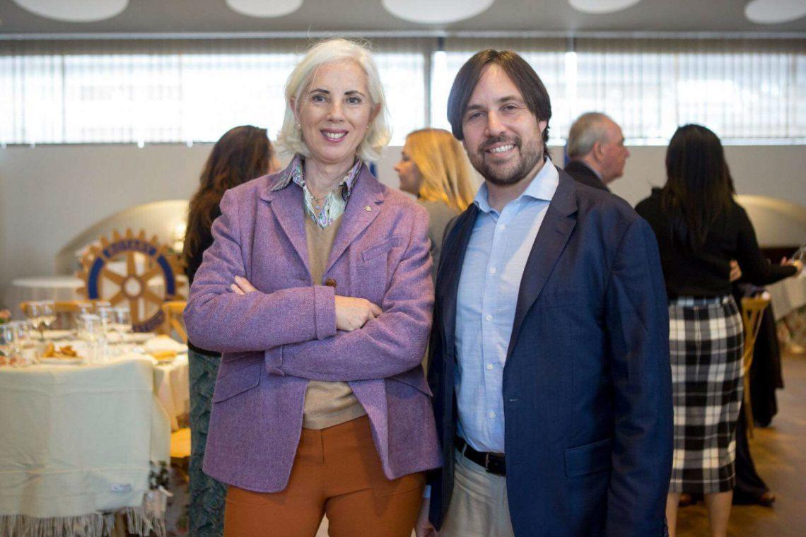 Dr. Enrique de Madaria y Ana Espadas, Directora de Más Que Salud