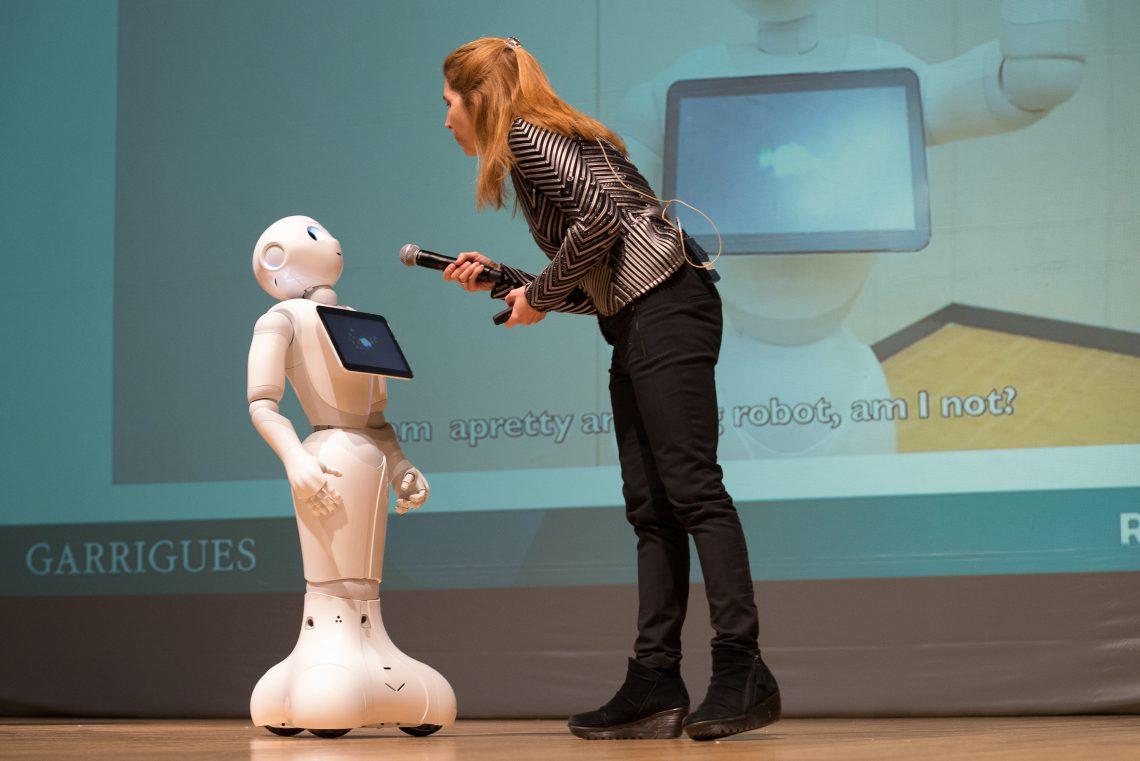 Nuria Oliver: «En la salud, una de las tecnologías clave es la Inteligencia Artificial»