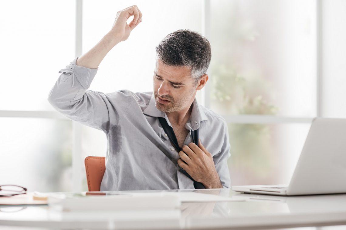 10 claves para combatir la hiperhidrosis con éxito