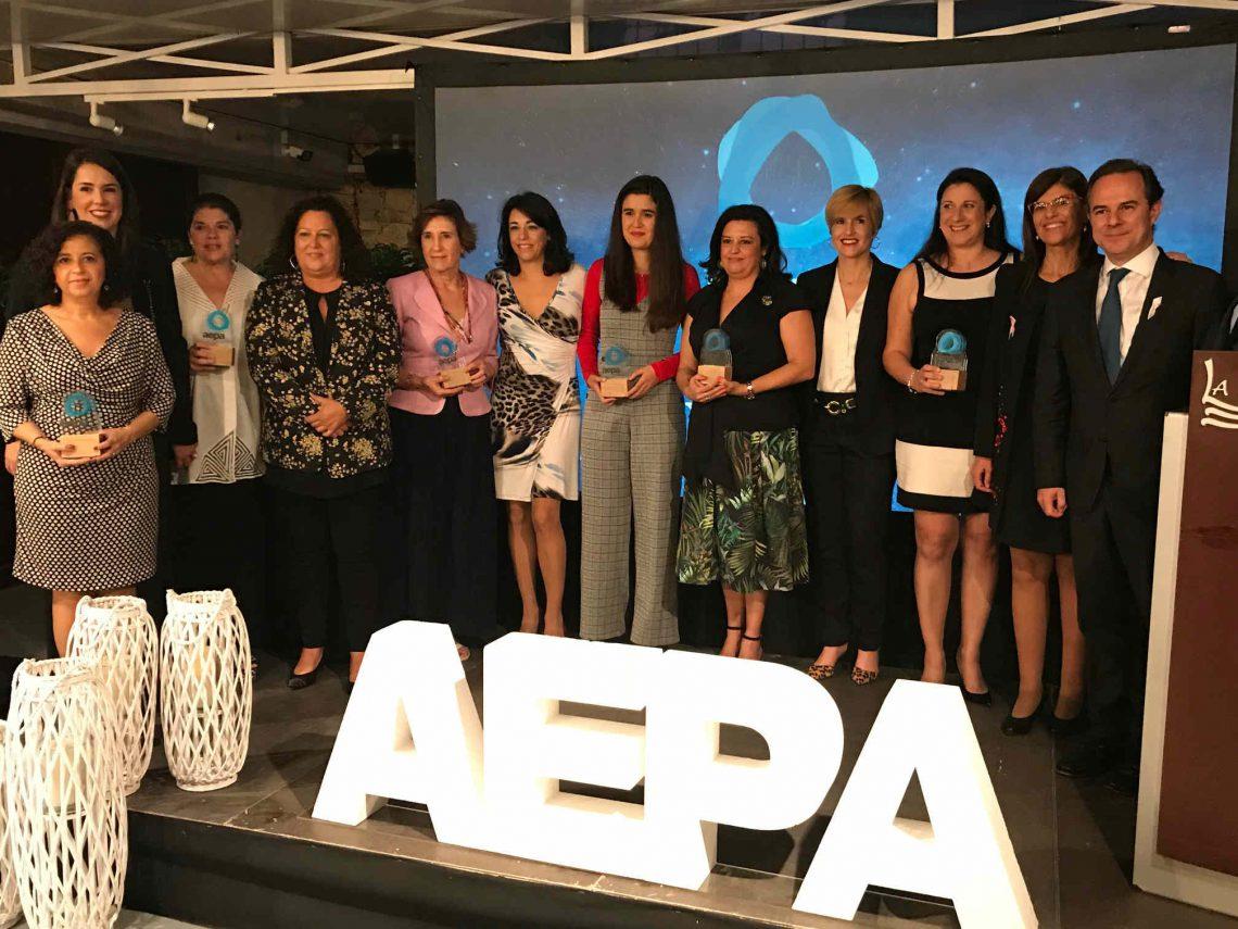AEPA reconoce al talento femeninocon suspremiosa las mujeres empresarias