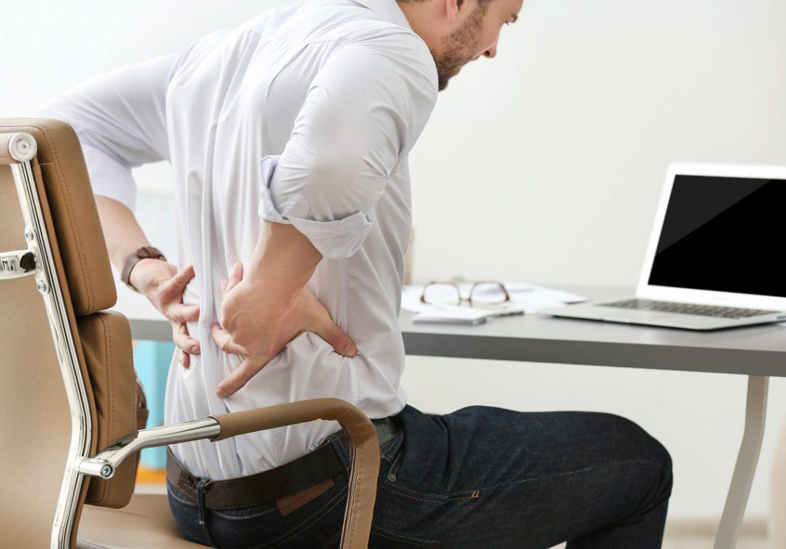 Lesiones laborales más frecuentes