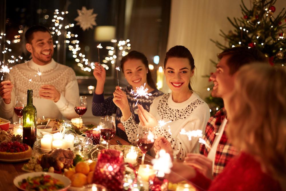 Cenas de Navidad sin discusiones
