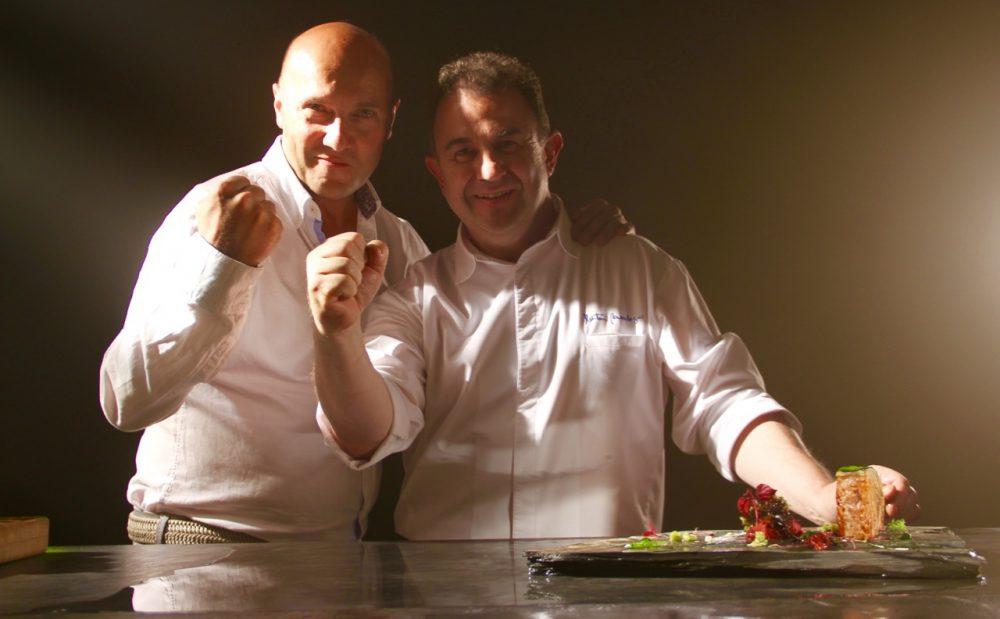 Cuando comer no es una necesidad: Esteban Capdevila, crítico gastronómico.
