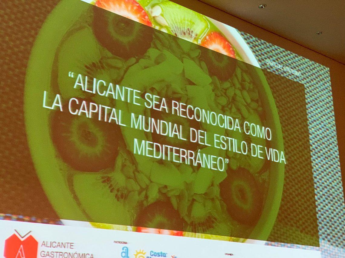 Se presenta la II edición de Alicante Gastronómica