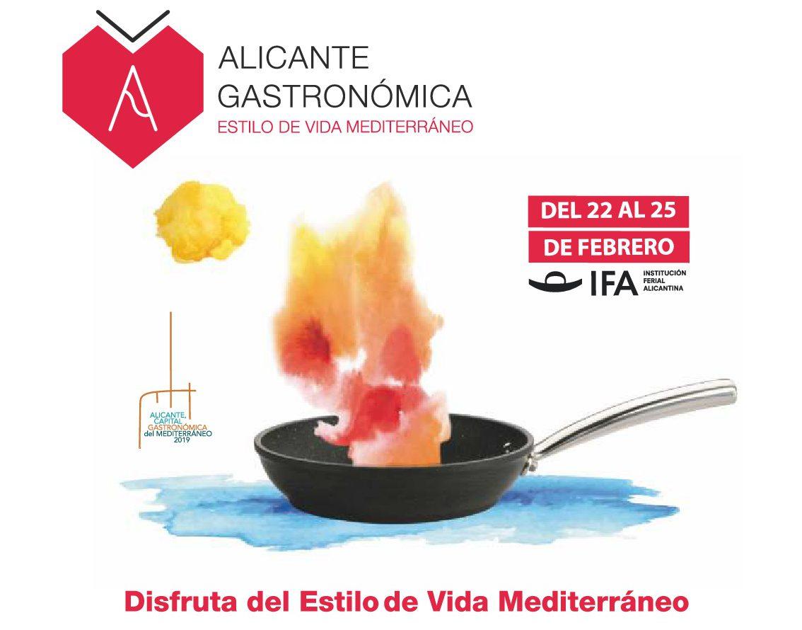 Programa Alicante Gastronómica 2019