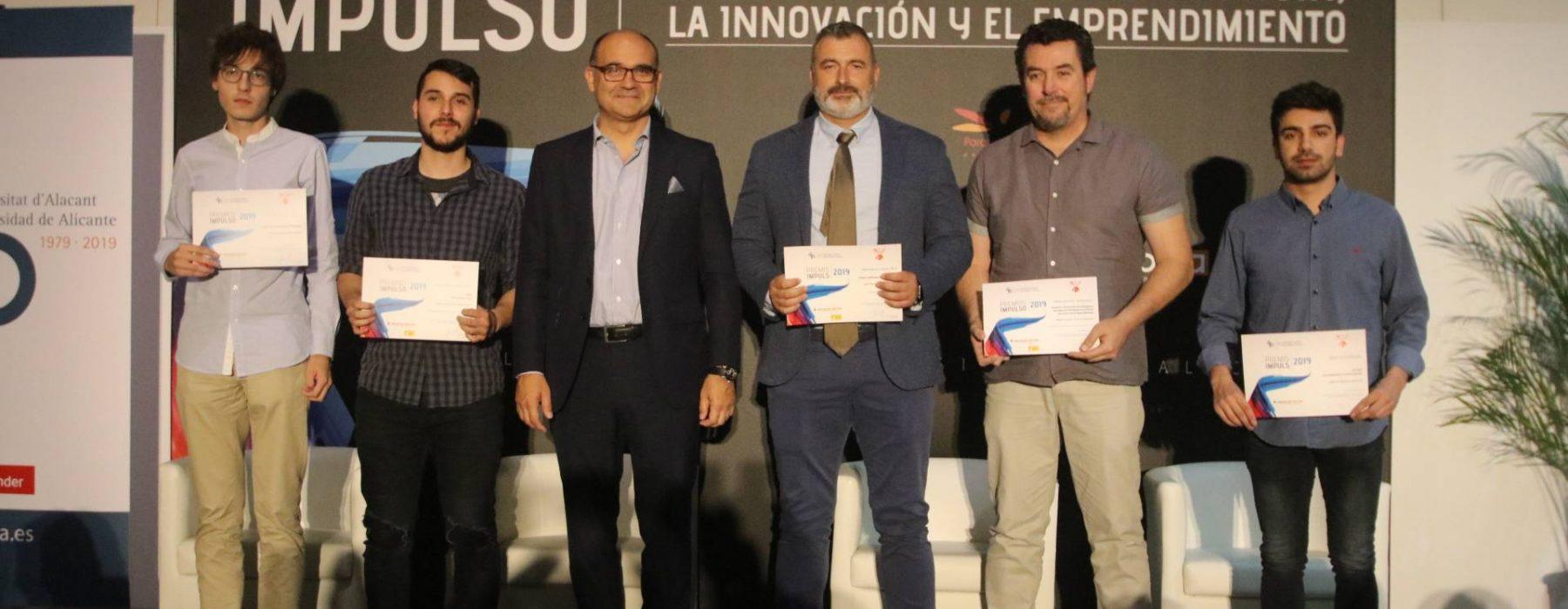 Gala Premios Impulso de la UA 2019