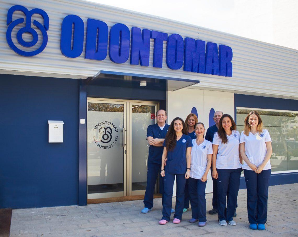 Odontomar: Drs. SORRIBES & Co nuevo centro en Alicante