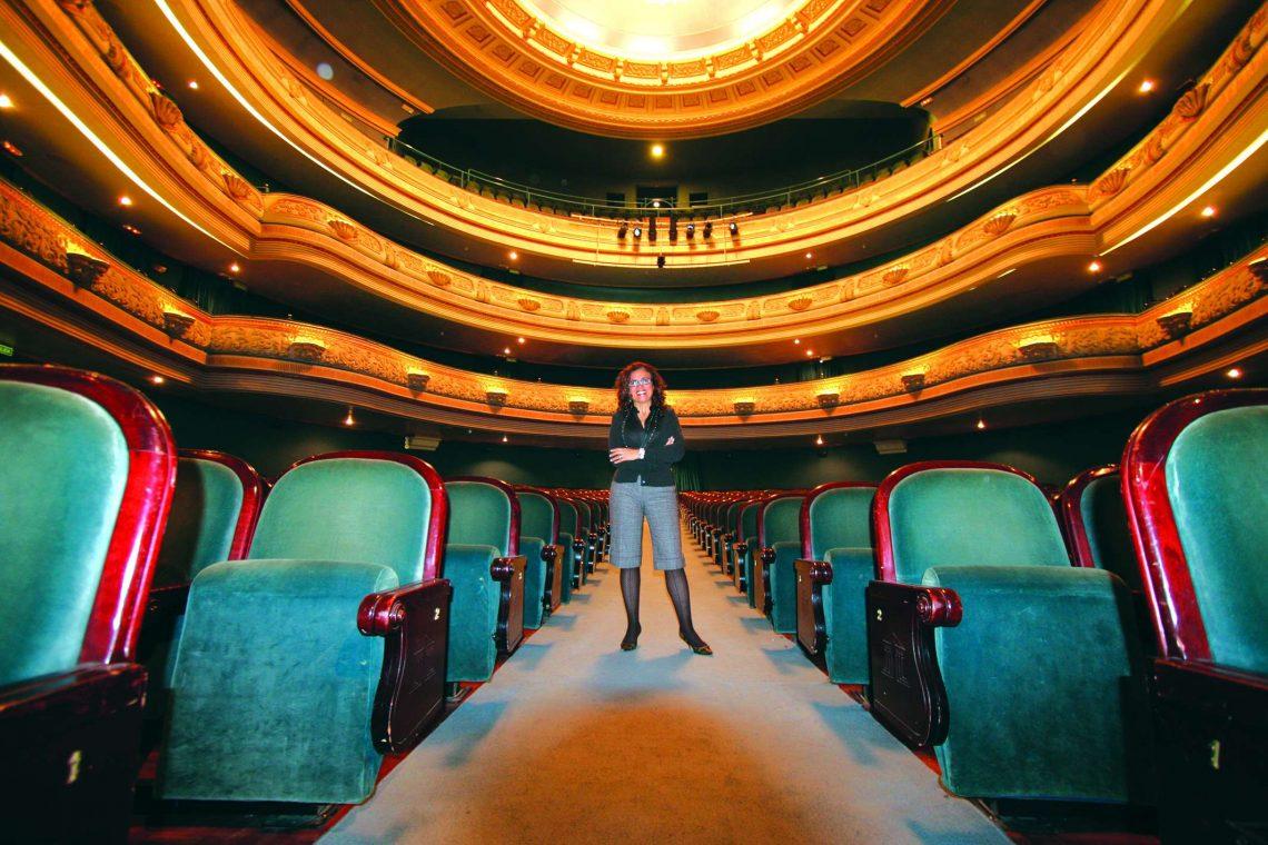 El Teatro Principal cumple 160 años ~ Especial 50