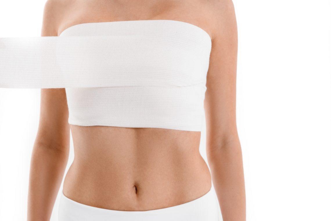 5 recomendaciones tras una mamoplastia