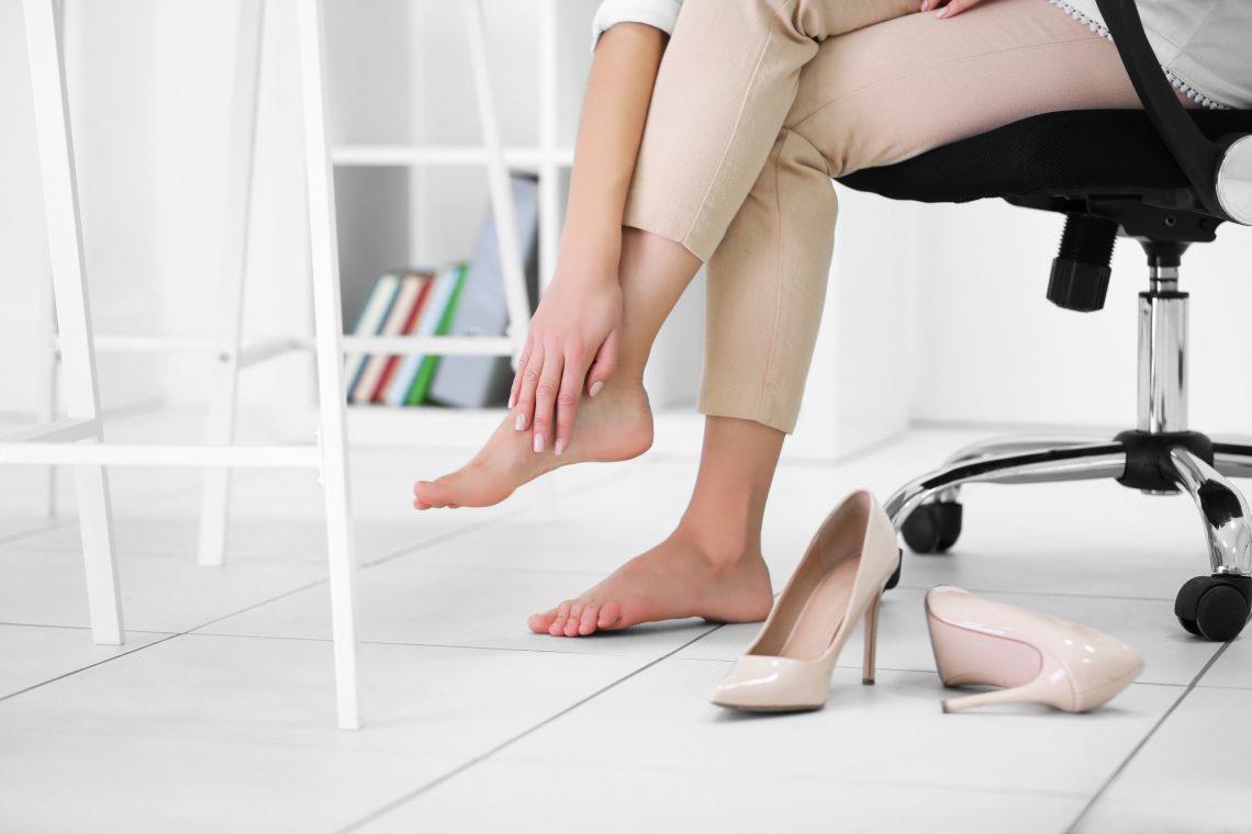 Problemas del pie: los juanetes y dedo en martillo tienen solución permanente
