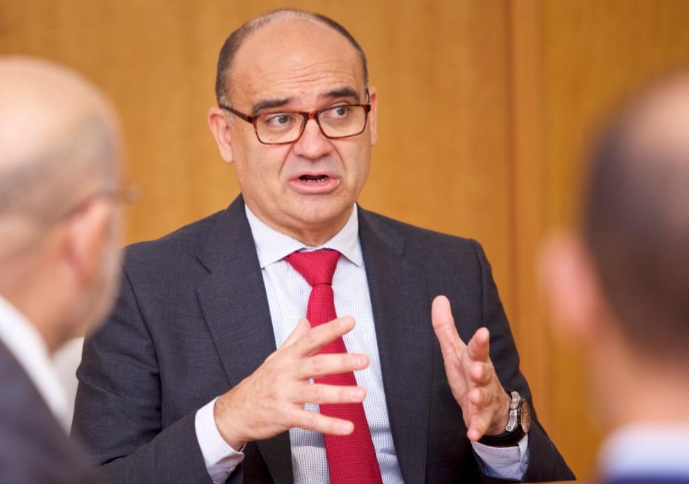 Manuel Palomar: El cuarenta aniversario de la UA es un momento decisivo para afrontar grandes retos