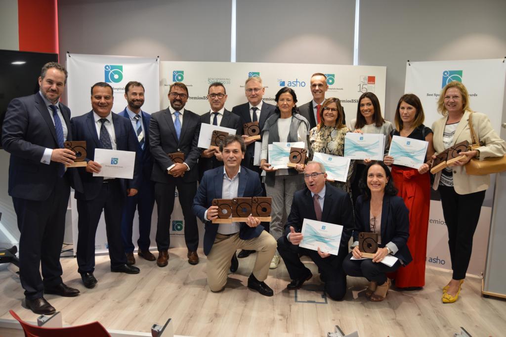 Vithas obtiene 12 primeros premios a la excelencia médica en los Best Spanish Hospitals Awards
