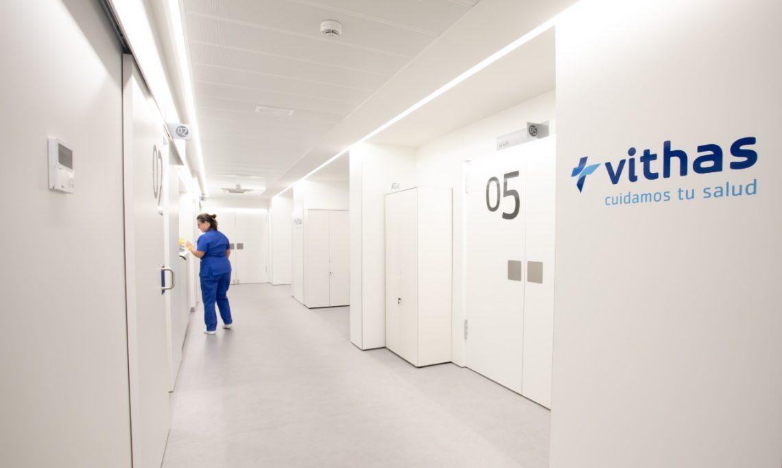 Los hospitales Vithas de Alicante inauguran nuevas Áreas de Urgencias 24 horas