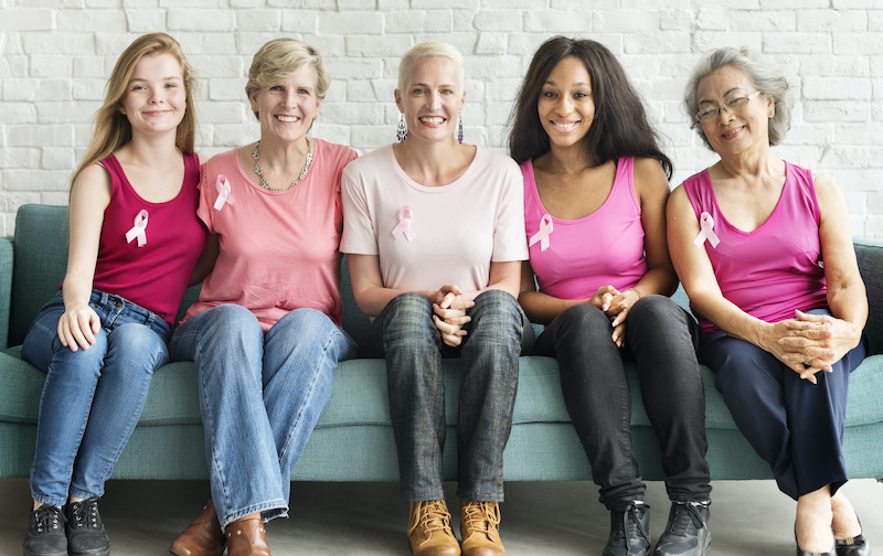 Decálogo de compromiso para la lucha contra el Cáncer de mama