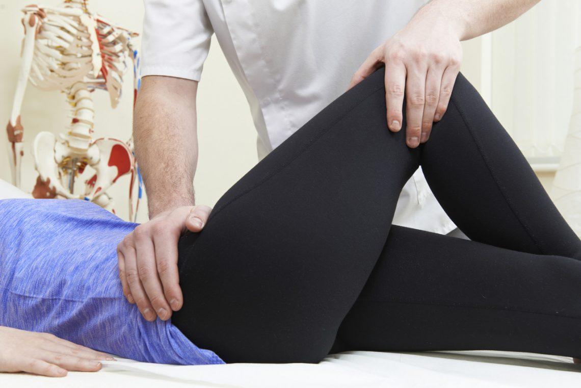 Ejercicios de rehabilitación de rodilla después de artroscopia