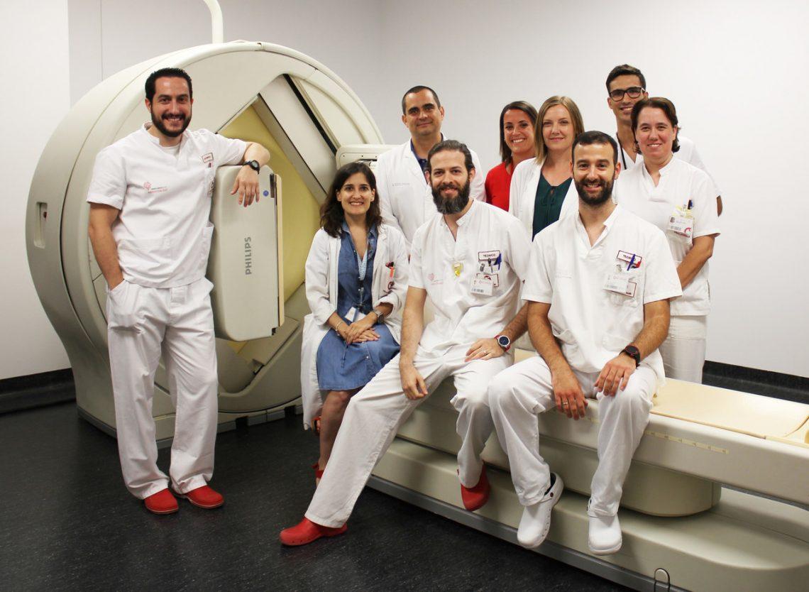 Medicina Nuclear: tecnología puntera para detectar el cáncer sin esperas