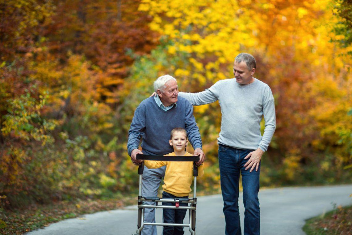 Consejos fáciles para mejorar la calidad de vida de las personas mayores